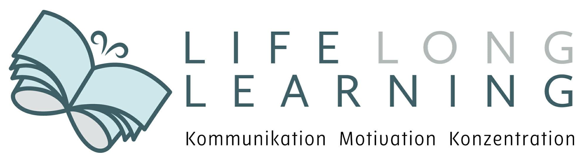 Logo des Lernstudios Leben ist Lernen